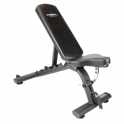 Primal Strength Stealth Commercial FID Bench