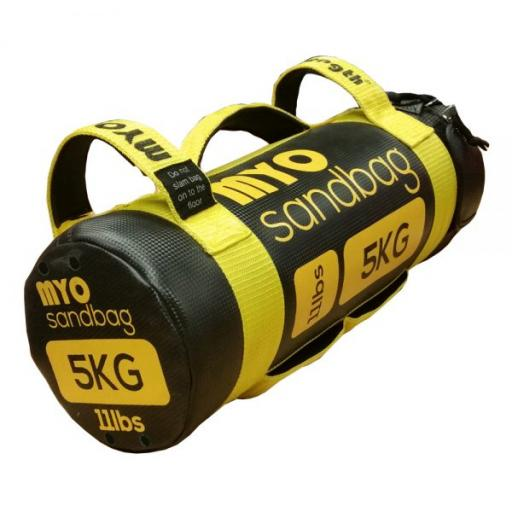 MYO Strength Sandbags 5kg - 35kg