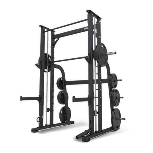 Primal Strength Power Rack Combo Smith Machine