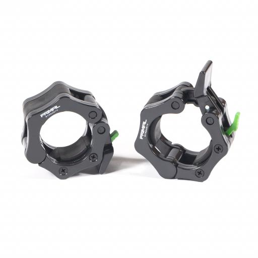 Primal Strength Rebel Commercial Olympic Lock Style Barbell Collars (Pair)
