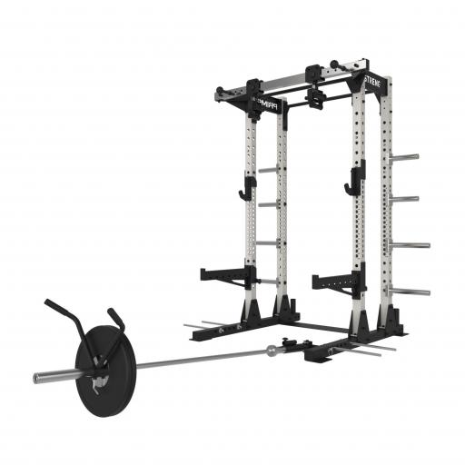 Primal Strength V3.0 Commercial Half Rack (SILVER)