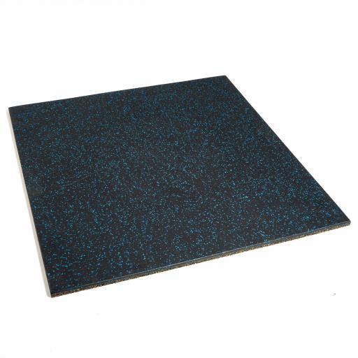 20mm Platinum 1m2 Blue Speckle Tile