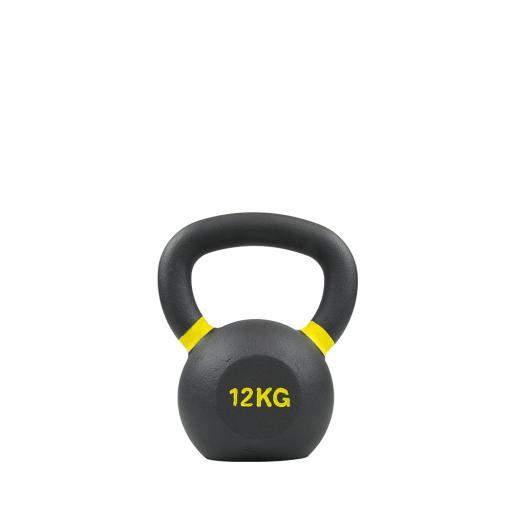 Primal Strength Rebel Commercial Fitness Premium Cast Kettlebell 12kg