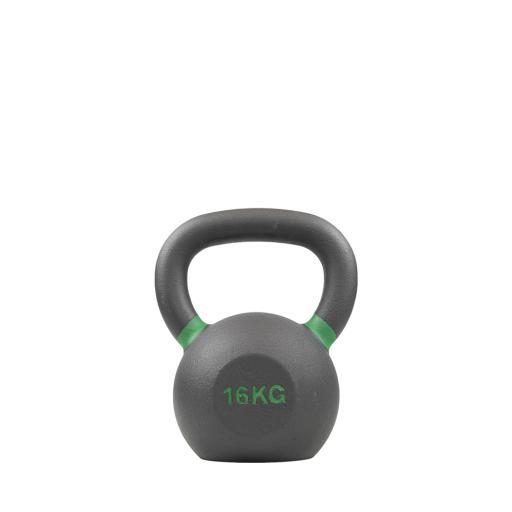 Primal Strength Rebel Commercial Fitness Premium Cast Kettlebell 16kg