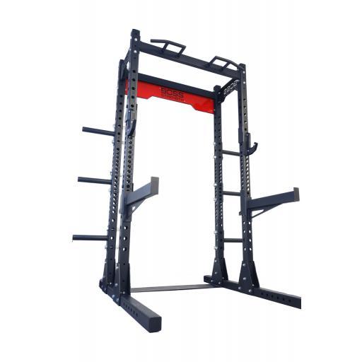 Boss Strength Half Rack