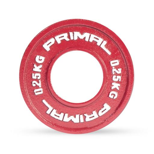 Primal Strength Steel Calibrated Plates