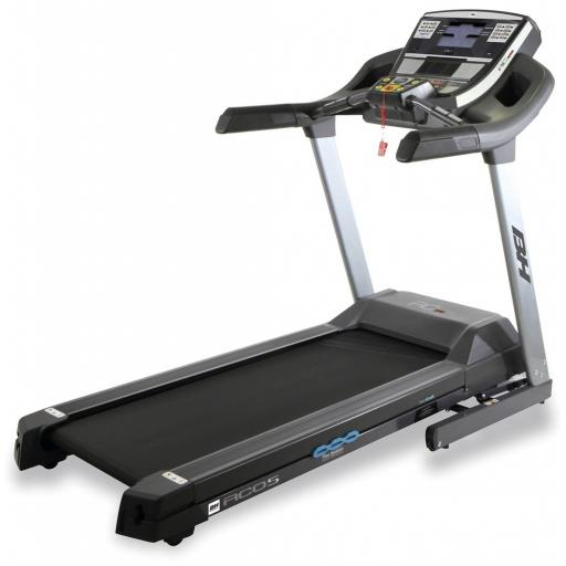 BH Fitness RC05 Folding Treadmill with Bluetooth