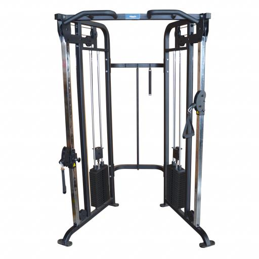 Primal Strength Compact Dual Adjustable Pulley/Functional Trainer
