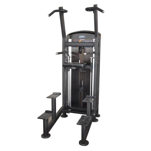 Primal Strength Dual Assisted Chin / Dip Selectorised Machine 100kg Stack