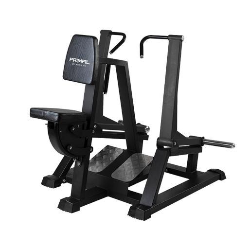 Primal Strength Alpha Commercial Fitness Elite ISO Full Back Row