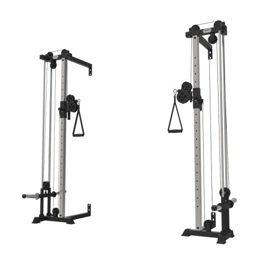 Primal Strength Home Series Cable Crossover Wall Mounted