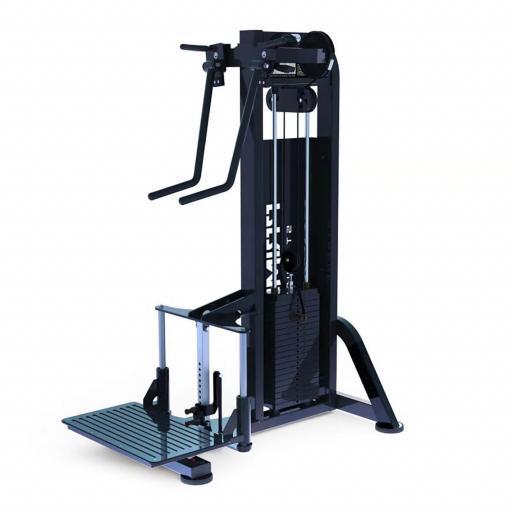 Primal Strength Monster Series 75kg Standing Lat Raise