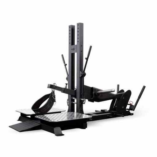 Primal Strength Commercial V2 Belt Squat Machine