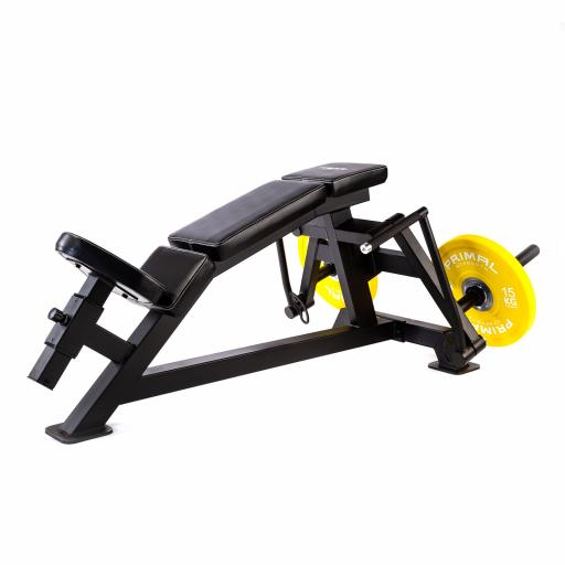 Primal Strength Commercial Plate Loaded Incline Fly