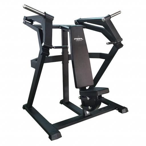Primal Strength Alpha Commercial Fitness Elite ISO Shoulder Press