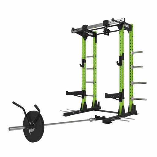 Primal Strength V3.0 Commercial Half Rack (Green)
