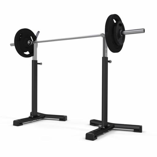 Primal Strength Independent Commercial Squat Stands