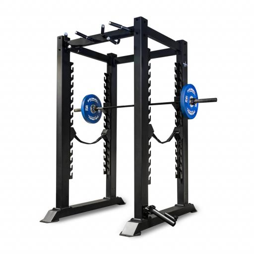 Primal Strength Commercial Performance Safety Rack