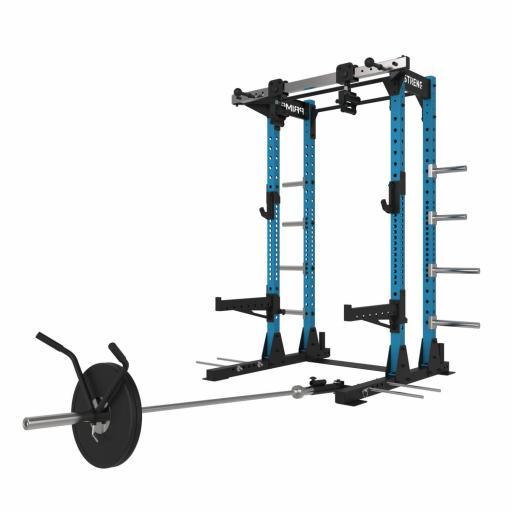 Primal Strength V3.0 Commercial Half Rack (Blue)