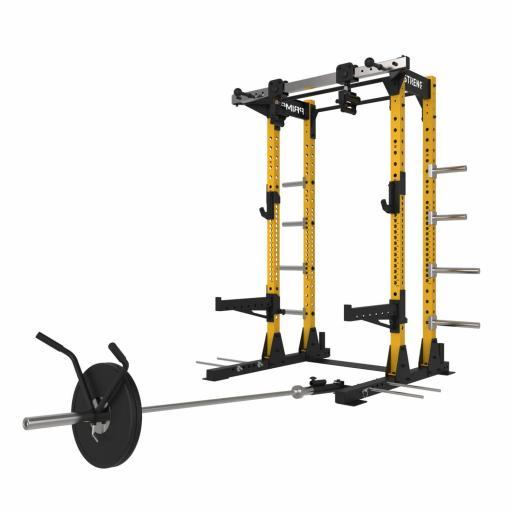 Primal Strength V3.0 Commercial Half Rack (Yellow)