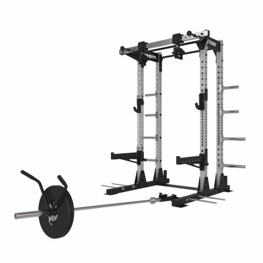 Primal Strength V3.0 Commercial Half Rack (Grey)